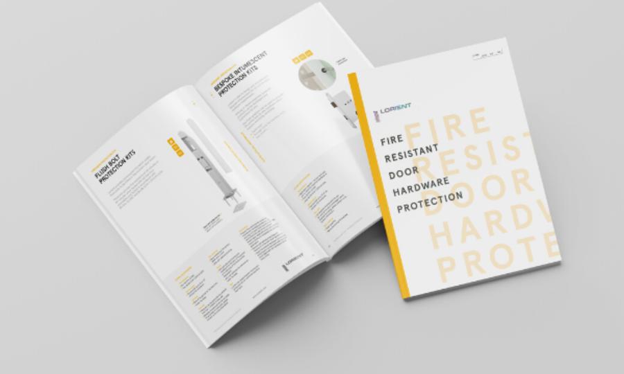 New Fire Resistant Door Hardware Brochure